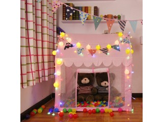 Indoor Play House Children's Tent Baby Play House Baby Toy Ocean Ball Pool Interactive Game Tent