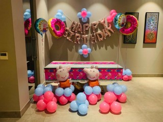 Wannaparty BALLOON DECORATION Service in Delhi