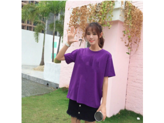 Shoulder oversize, available in 8 colors. The fabric is very good.