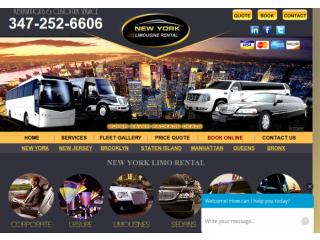 Party Bus Rental New York