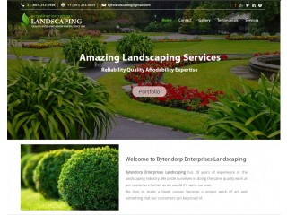 Residential Landscape Architecture Riverton