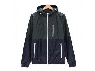 Casual Spring Autumn Lightweight Jacket