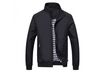 Fashion Casual Loose Mens Jacket