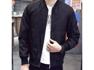 Casual Baseball Bomber Jacket